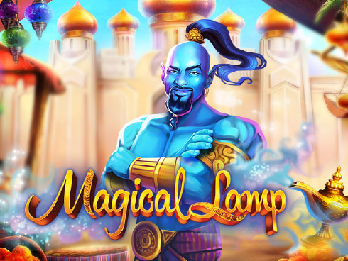 เกมสล็อต Magical Lamp